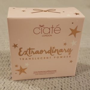 NIB Ciate Extraordinary Translucent Powder